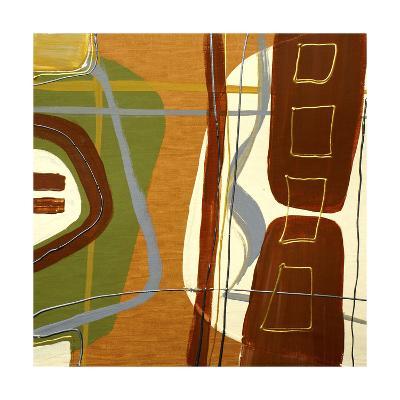 Simplicity II-Irena Orlov-Art Print