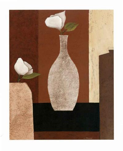 Simplicity VII-Carlo Marini-Art Print