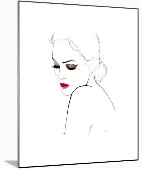 Simplicity-Jessica Durrant-Mounted Giclee Print