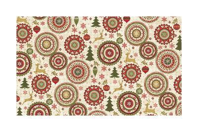 Simply Christmas IV-Veronique Charron-Art Print