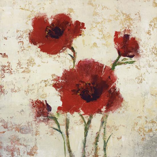 Simply Floral I-Tim O'toole-Art Print