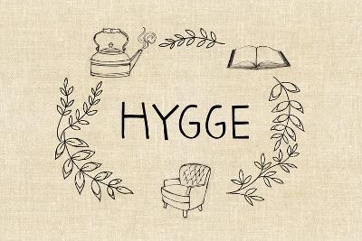 Simply Hygge-Lottie Fontaine-Art Print
