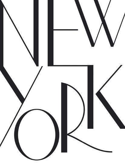 Simply NYC-Joni Whyte-Art Print