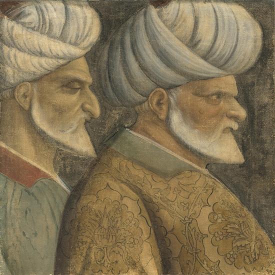 Sinan the Jew and Haireddin Barbarossa, C.1535--Giclee Print