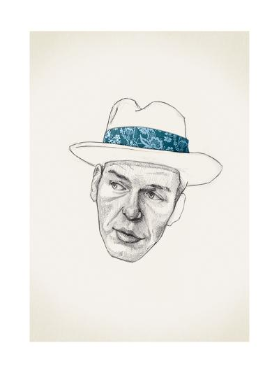 Sinatra-Jason Ratliff-Art Print