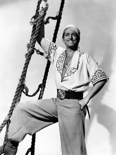 Sinbad the Sailor, Douglas Fairbanks, Jr., 1947--Photo