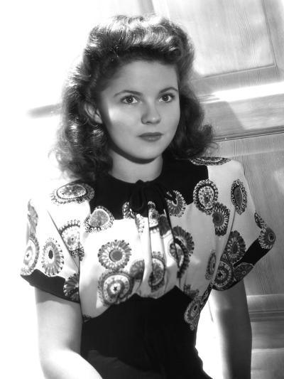 Since You Went Away, Shirley Temple, 1944--Photo