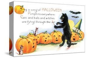 Sing a Song of Halloween