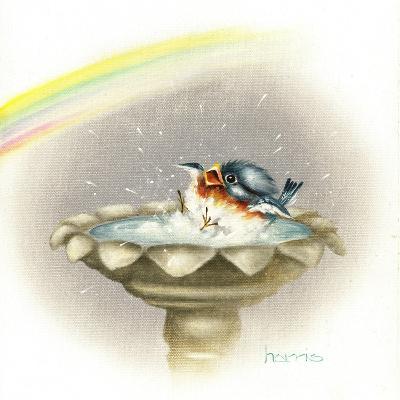 Singin' in the Rain-Peggy Harris-Giclee Print
