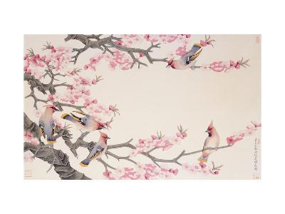 Singing Birds in Spring-Hsi-Tsun Chang-Giclee Print
