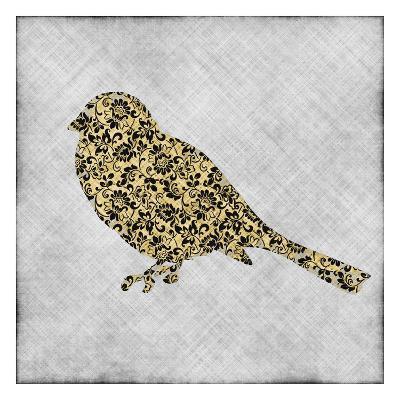 Single Bird 1-Kristin Emery-Art Print