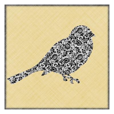 Single Bird 2-Kristin Emery-Art Print