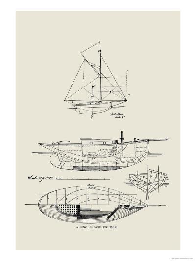 Single-Hand Cruiser-Charles P^ Kunhardt-Art Print