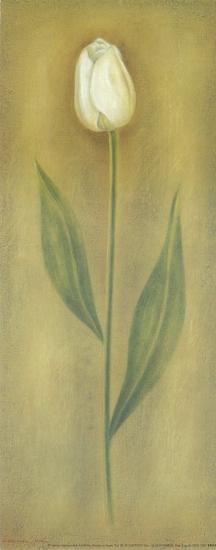 Single Tulip I-Urpina-Art Print