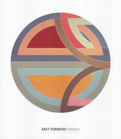 Sinjerli Variation I-Frank Stella-Art Print