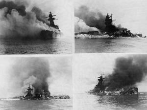 Sinking of Admiral Graf Spee, 1939