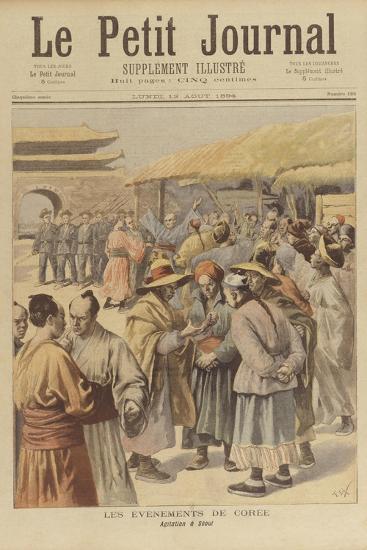 Sino-Japanese War--Giclee Print