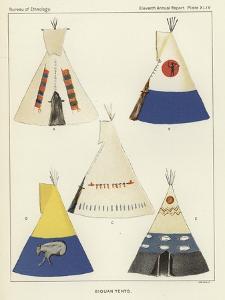 Siouan Tents