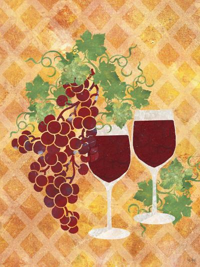 Sip of Wine-Bee Sturgis-Art Print