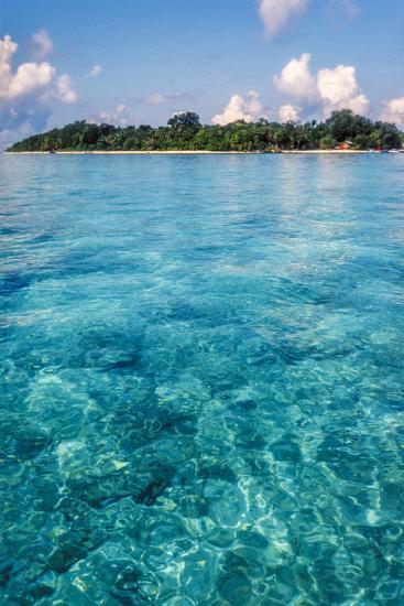 Sipadan Island, Malaysia-Ali Kabas-Photographic Print