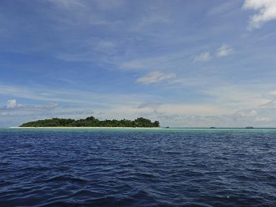 Sipadan, Semporna Archipelago, Borneo, Malaysia-Anthony Asael-Photographic Print