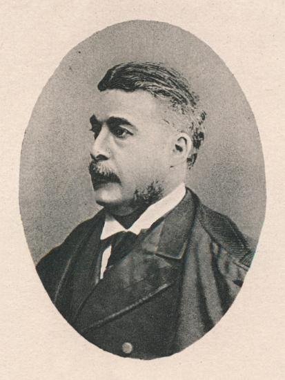 'Sir A. Sullivan.', 1895-Unknown-Giclee Print