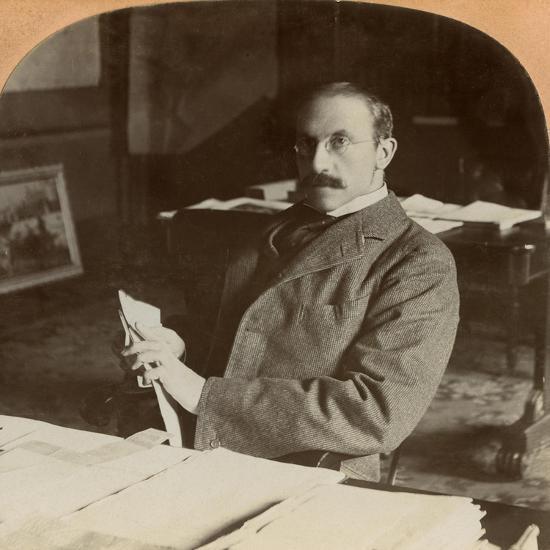 Sir Alfred Milner, British Statesman, 1900--Giclee Print