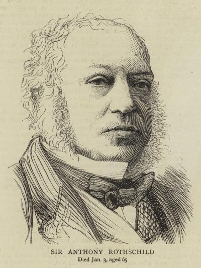 Sir Anthony Rothschild--Giclee Print
