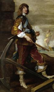 Algernon Percy 10th Earl of Northumberland by Sir Anthony Van Dyck