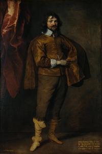 Arthur Goodwin, M.P. by Sir Anthony Van Dyck