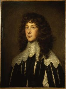 Colonel Lord Charles Cavendish by Sir Anthony Van Dyck