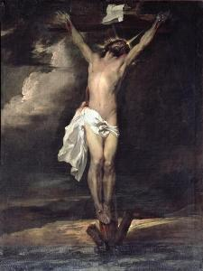 Crucifixion by Sir Anthony Van Dyck