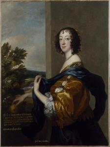 Elizabeth, Lady Dungarvan and Clifford by Sir Anthony Van Dyck