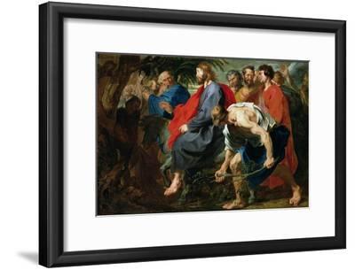 Entry of Christ into Jerusalem, C.1617