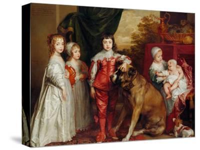 Five Eldest Children of Charles I, 1637