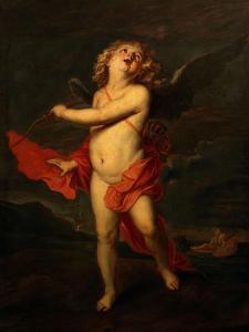 Love by Sir Anthony Van Dyck