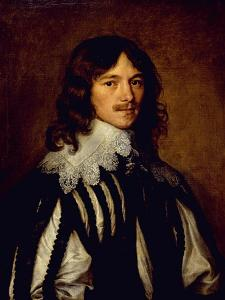 Lucius Cary, 2nd Viscount Falkland by Sir Anthony Van Dyck