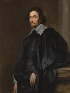 Portrait of a Gentleman, C.1630s by Sir Anthony Van Dyck