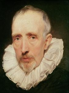 Portrait of Cornelis van der Geest, c.1620 by Sir Anthony Van Dyck
