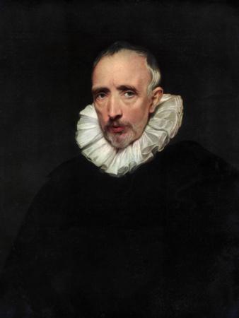 Portrait of Cornelis Van Der Geest, C1620