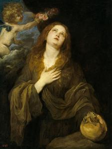 Saint Rosalia, 1622-1627 by Sir Anthony Van Dyck