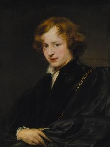 Self-Portrait, about 1621/22 by Sir Anthony Van Dyck