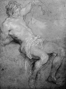 Study for the St Sebastian, 1913 by Sir Anthony Van Dyck