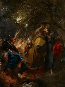 The Betrayal of Christ, C.1618-20 by Sir Anthony Van Dyck