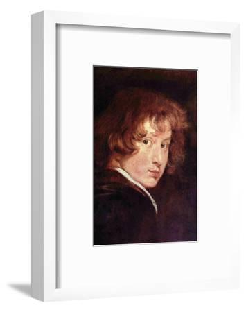 Van Dyk Self Portrait