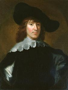 William Lawes by Sir Anthony Van Dyck