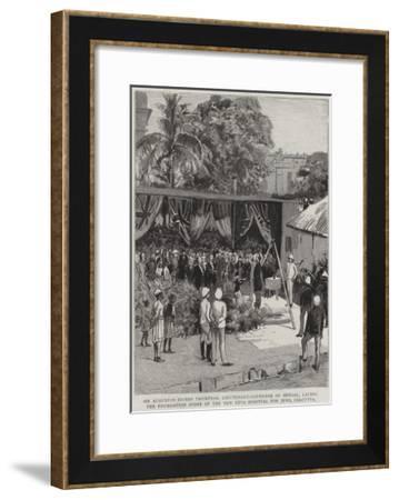Sir Augustus Rivers Thompson--Framed Giclee Print