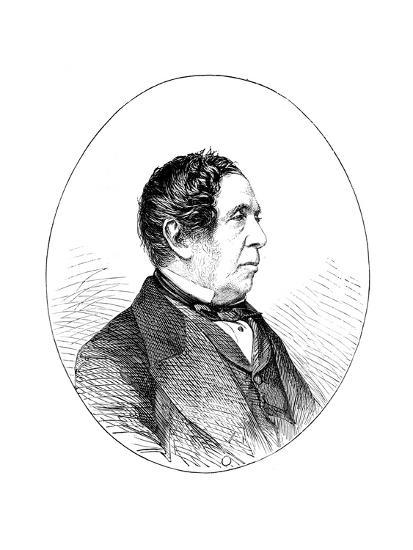 Sir Charles Phipps, C1850S--Giclee Print