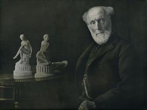 Sir Charles Tennant at Home, 1901