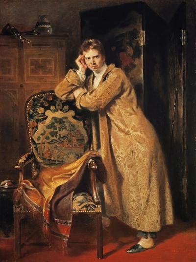 Sir David Wilkie (1785-1841), 1816 (Panel)-Andrew Geddes-Giclee Print